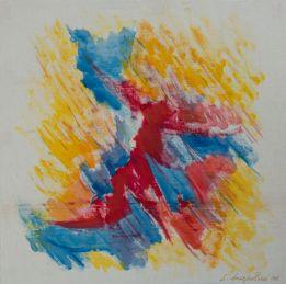 4 Cosmo Movimento cm 35,5x35,5 - 2005