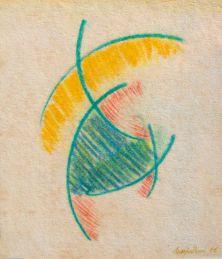 6 Cosmo Movimento cm 38x31,5 - 2006